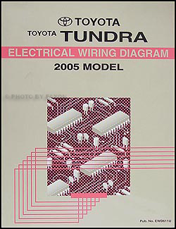 2005 toyota tundra wiring diagram manual original Tundra Trailer Wiring