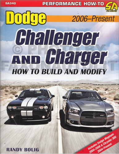 2006-2014 How To Build and Modify Challenger and Charger