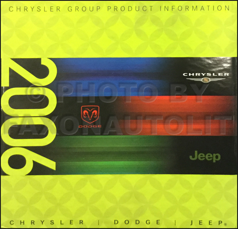 2006 Mopar Press Kit Portfolio with photos Original