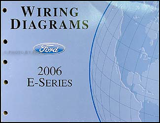 2006 Ford Econoline Van & Club Wagon Wiring Diagram Manual ...