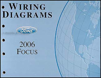 2006 ford focus wiring diagram manual original 2006 ford focus radio wiring diagram 2006 ford focus wiring diagram #1