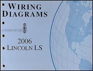 wiring diagram for 2003 lincoln ls v8 2006 lincoln ls wiring diagram manual original  2006 lincoln ls wiring diagram manual