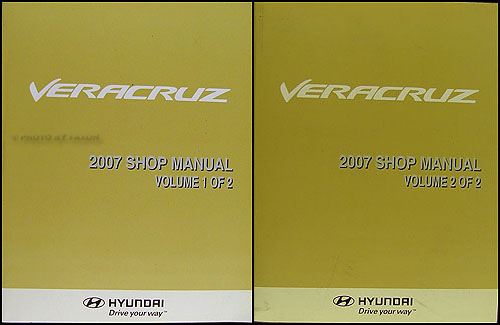 2007 hyundai veracruz electrical troubleshooting manual original rh faxonautoliterature com