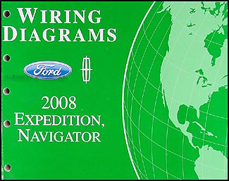 2008    Expedition         Navigator       Repair       Shop    Manual 2 Volume