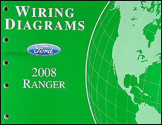 2008 ford ranger wiring diagram manual original2008 Ranger Wiring Diagram #1