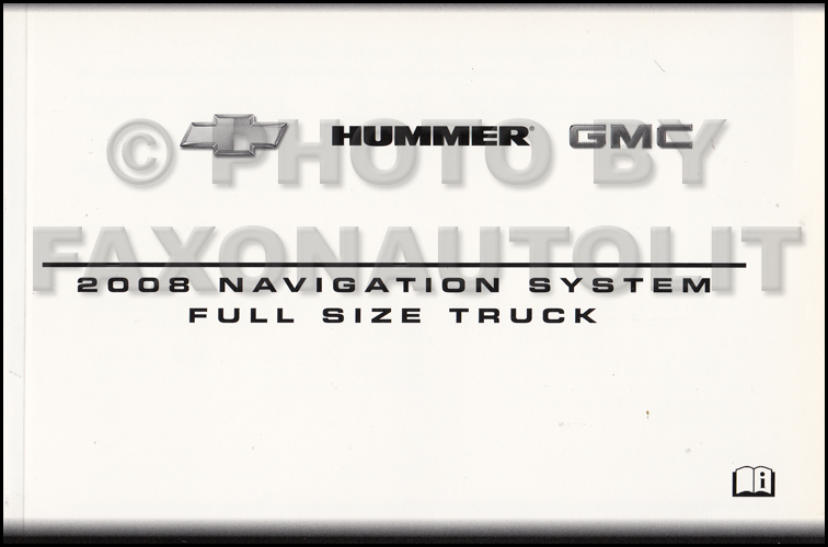 2008 Chevrolet Silverado And Gmc Sierra Repair Shop Manual