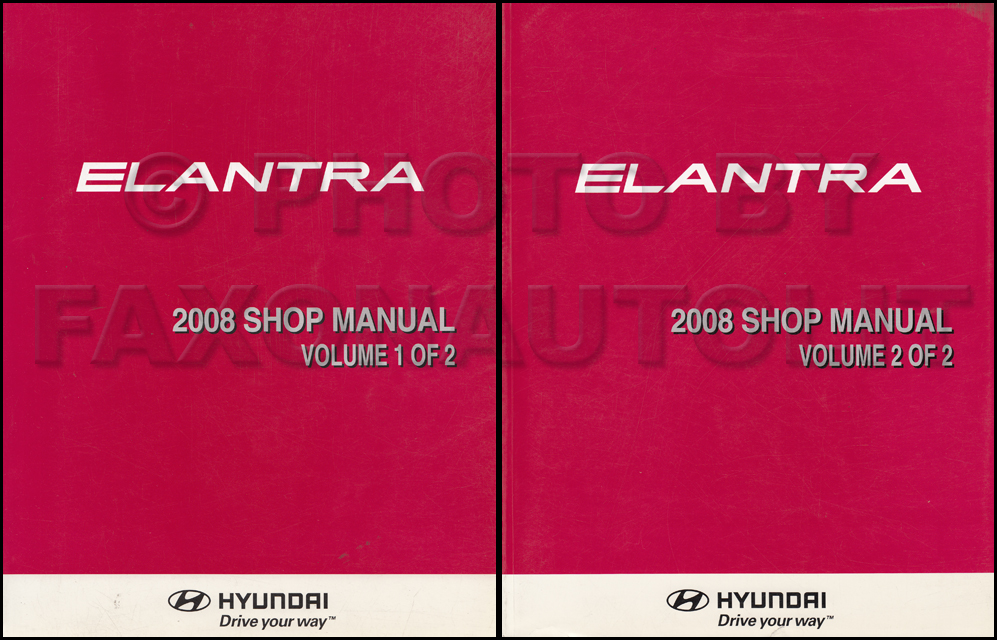 2008 Hyundai Elantra Electrical Troubleshooting Manual