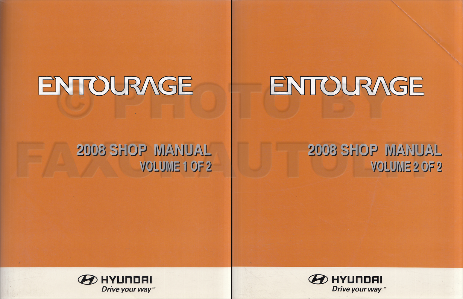2008 Hyundai Entourage Electrical Troubleshooting Manual Original