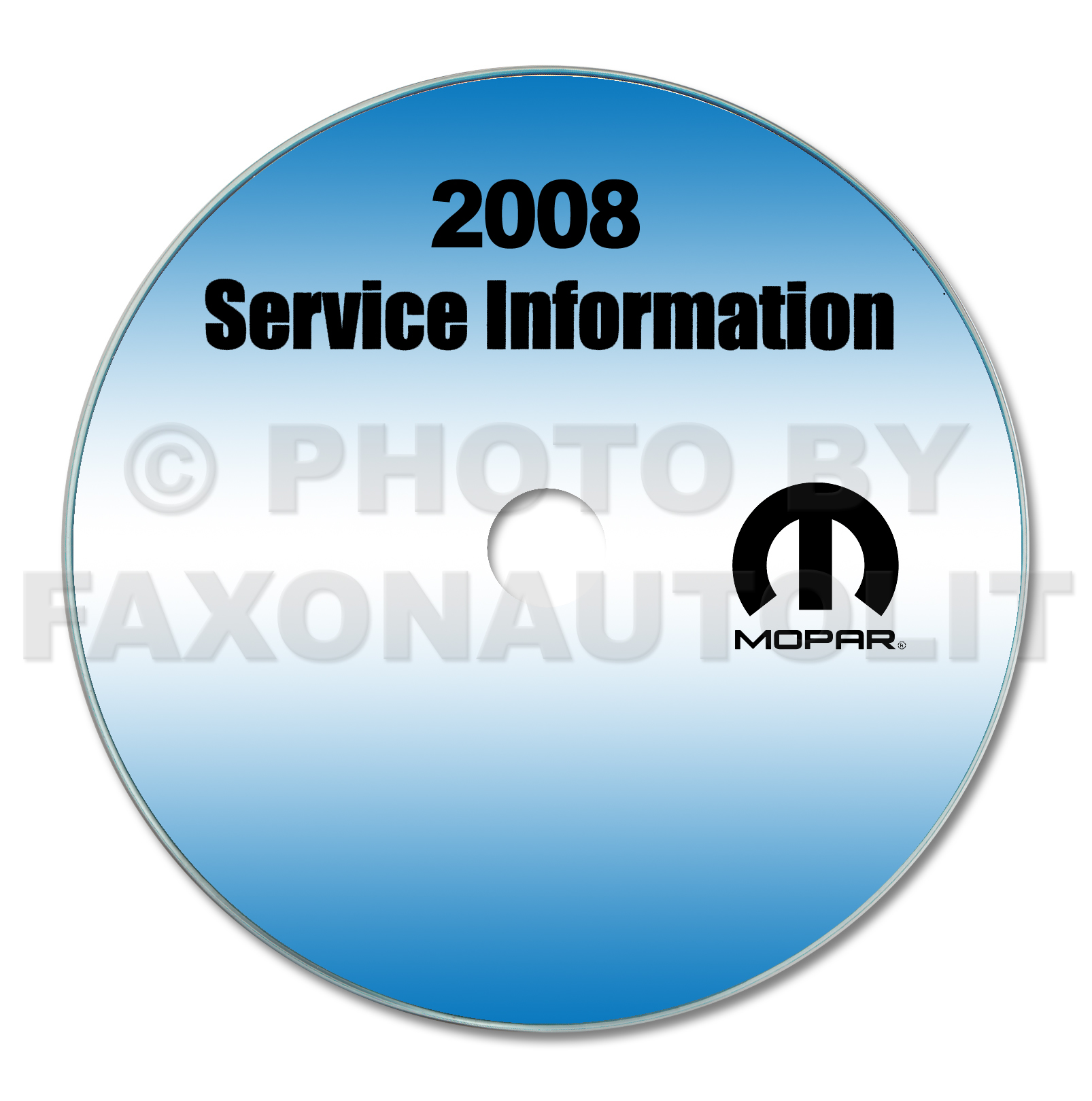 2008 Jeep Commander Repair Shop Manual CD-ROM