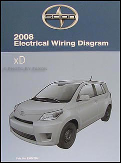 2008 scion xd wiring diagram manual original Home Theater Receiver Wiring Diagram