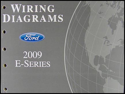 [DIAGRAM_38EU]  2009 Ford Econoline Van & Club Wagon Wiring Diagram Manual Original | 1988 Ford E 350 Wiring Diagram |  | Faxon Auto Literature