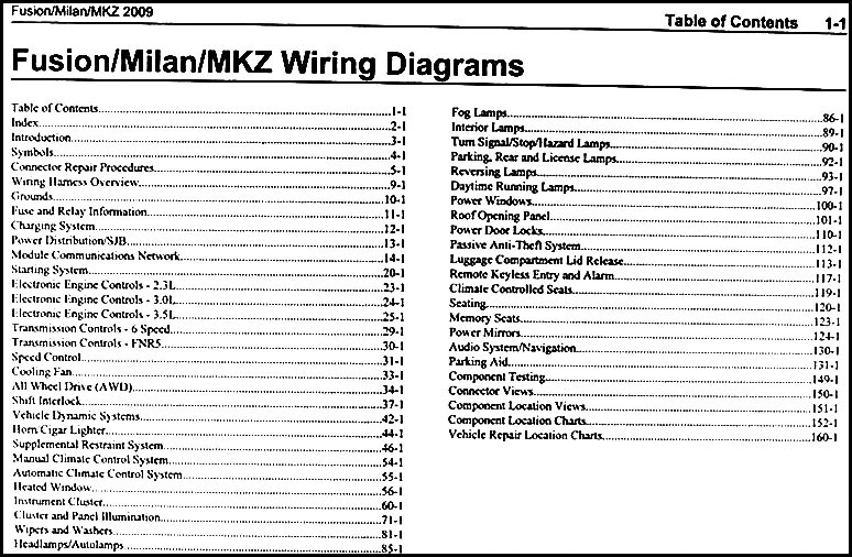 2009 ford fusion wiring diagram wiring diagram data 2009 Ford F350 Wiring Diagram 2009 fusion milan mkz wiring diagram manual original 2009 ford fusion radio wiring diagram 2009 ford fusion wiring diagram