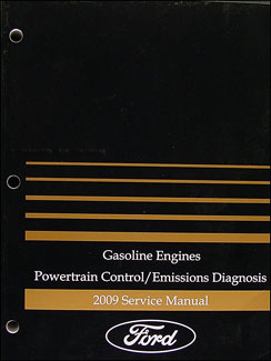 2009 Gas Engine & Emissions Diagnosis Manual Car & Truck