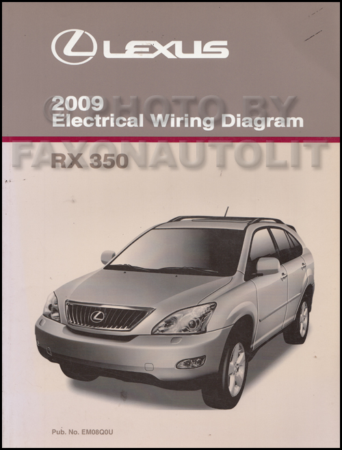 Diagram  2004 Lexus Rx 33wiring Diagram Original Full