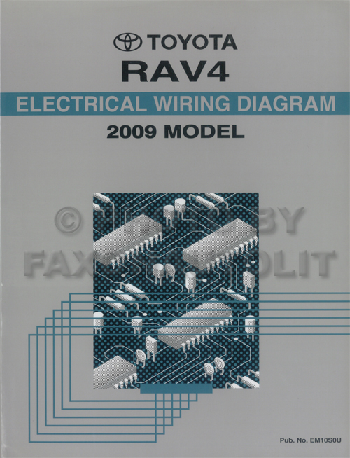 2009 toyota rav4 wiring diagram manual original Wiring RAV4 Diagram 60185X06 2009toyotarav4etm jpg