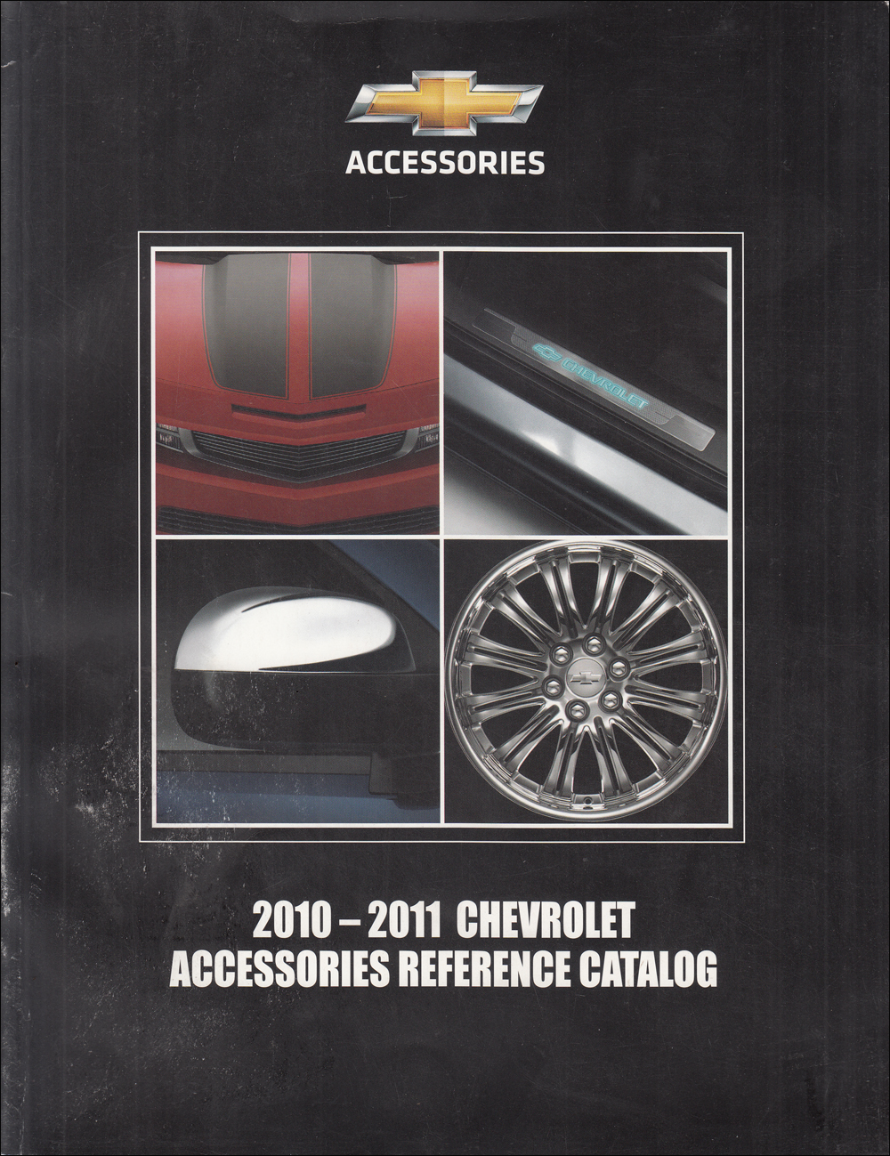 2010-2011 Chevrolet Dealer Installed Accessory Dealer Album Original