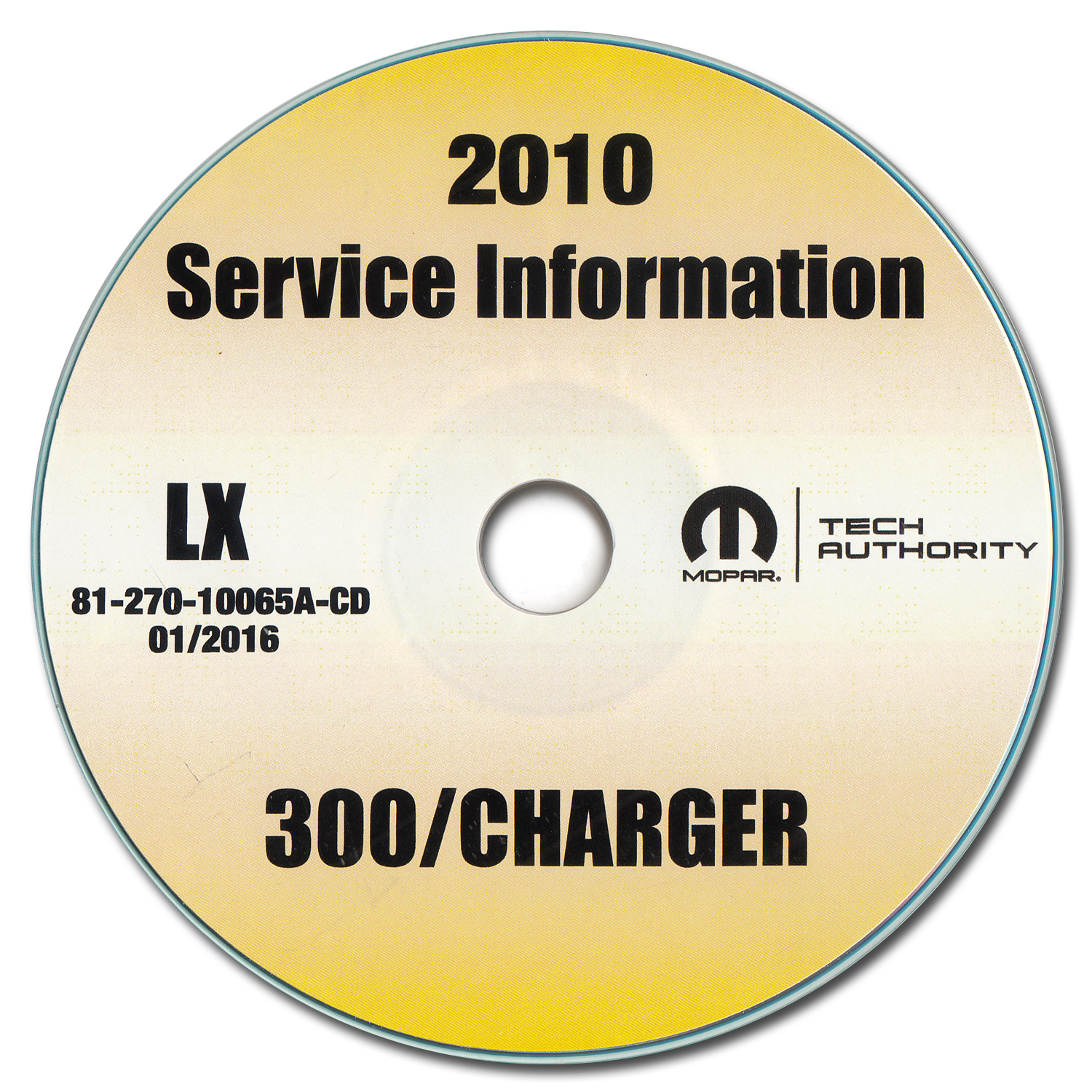 2010 Chrysler 300/Dodge Charger Repair Shop Manual CD-ROM