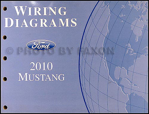 2010 Ford Mustang Wiring Diagram Manual Originalrhfaxonautoliterature: Ford Gt Schematics At Gmaili.net