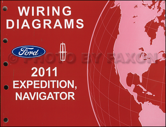 2011 Ford Expedition Lincoln Navigator Wiring Diagram