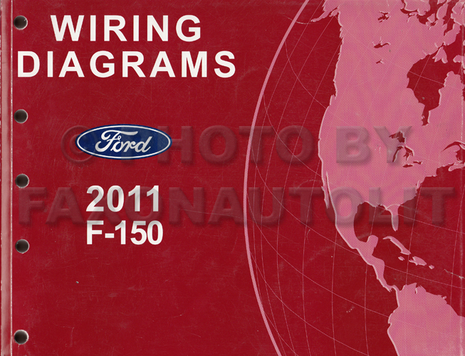 2011 ford f 150 wiring diagram manual original  f 150 wiring diagrams #4