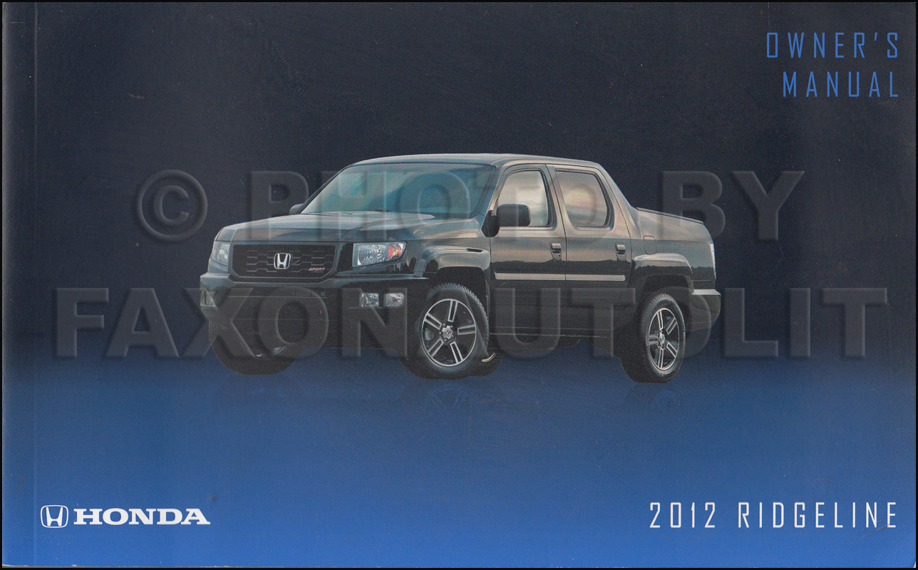 2009 2012 Honda Ridgeline Repair Shop Manual Original 2 Volume Set 2006 Pilot Electrical Troubleshooting Owners