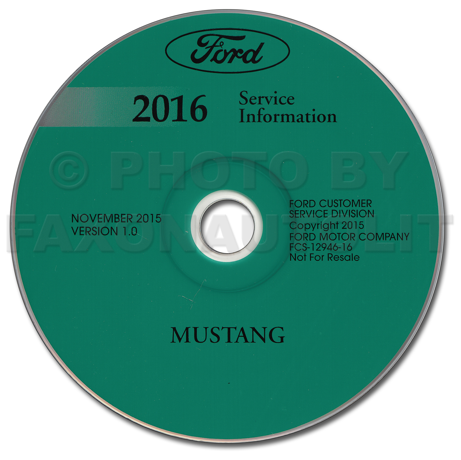 2016 Ford Mustang Wiring Diagram Manual Original Complete Related Products