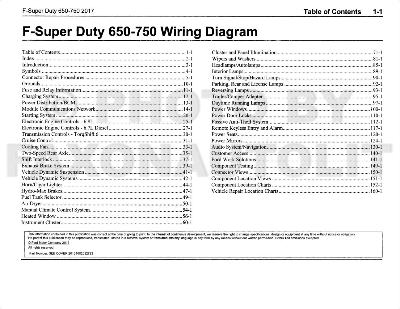 ... Truck Wiring Diagram Manual Original. click on thumbnail to zoom