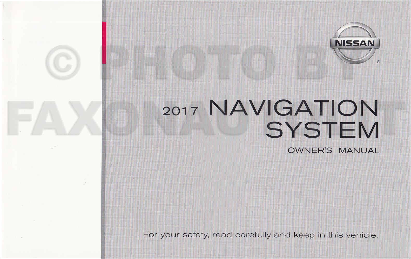 2017 Nissan Navigation System Owners Manual Quest Armada 370Z