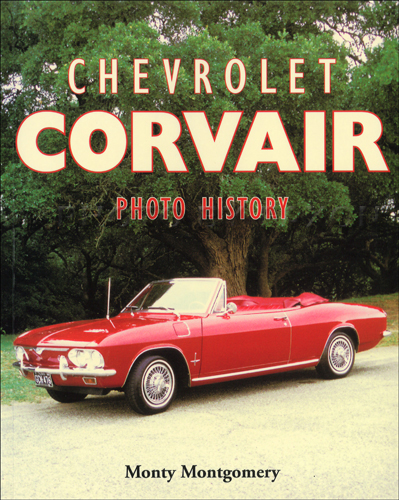 Chevrolet Corvair Photo History Book