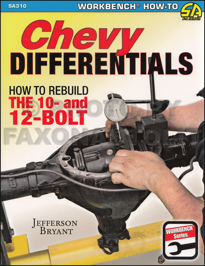 How to Rebuild Chevy/GM Differentials 10 and 12 Bolt