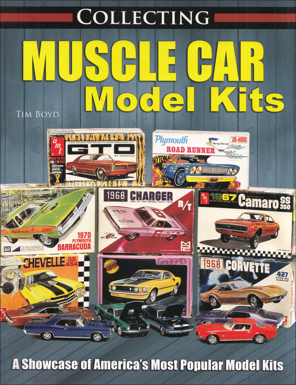 Collecting Muscle Car Model Kits