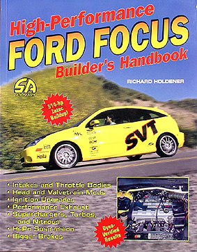 High-Performance Ford Focus Builder's Handbook