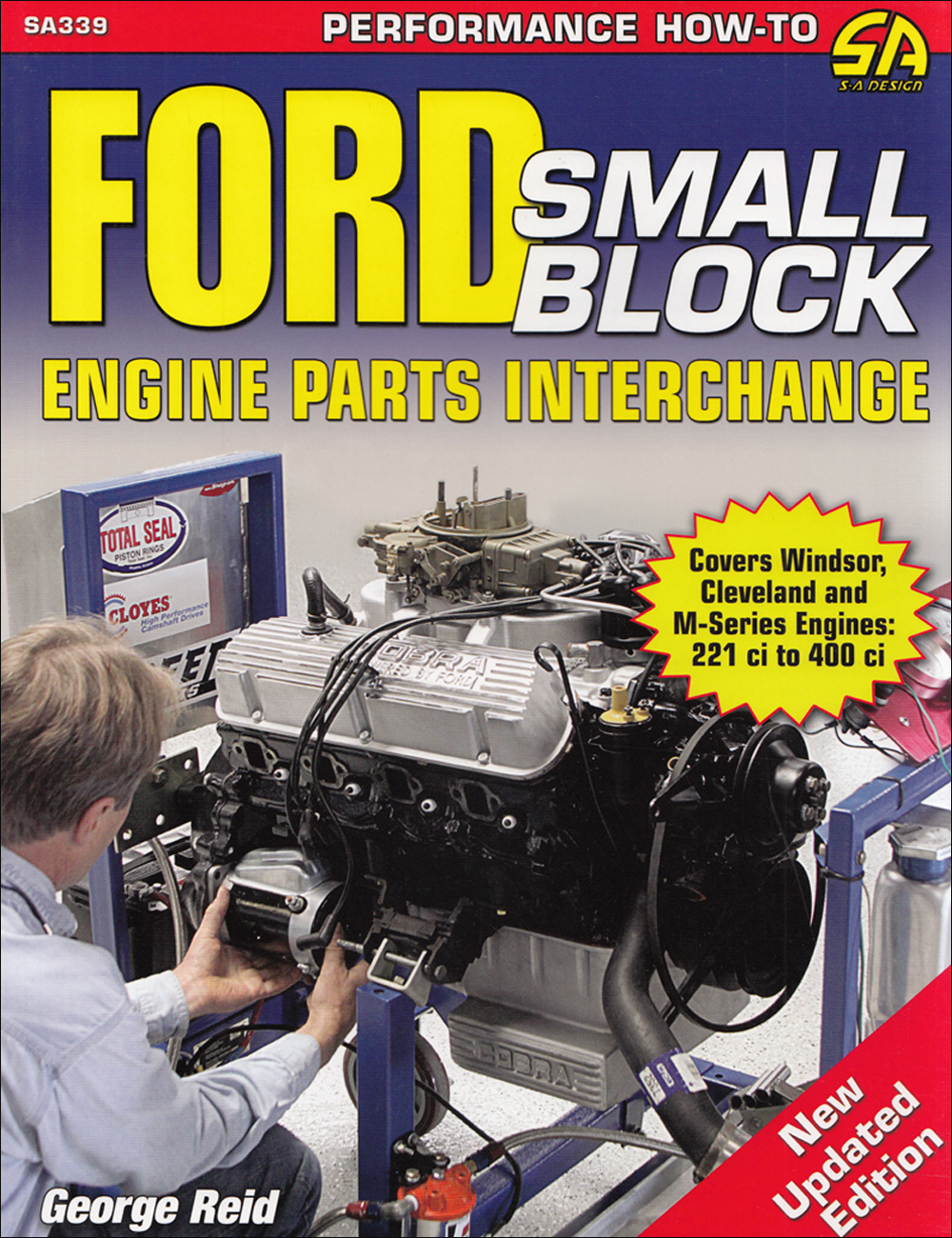 1962-1982 Ford Small Block V8 Engine Parts Interchange