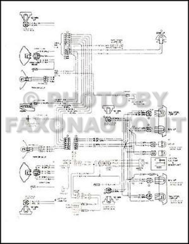 1962 Ranchero Engine Wiring Harness