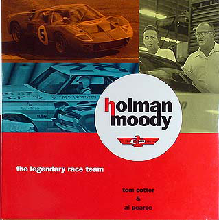 Holman Moody: The Legendary Race Team Book