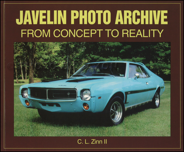 Javelin Photo Archive: From Concept to Reality