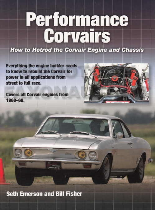 1967 Chevrolet Corvair Car Repair Shop Manual Original
