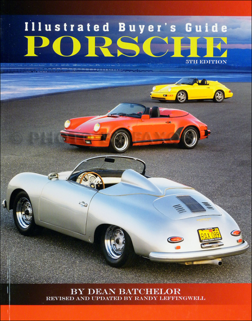 1948-2010 Porsche Illustrated Buyer's Guide Original