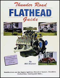 1949-1953 Thunder Road Ford Flathead Guide Modifications Street Hot Rod