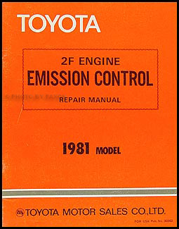 fj55 wiring diagram 1975 1981 toyota land cruiser engine repair shop manual