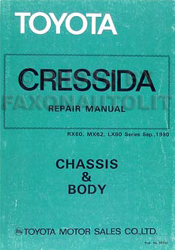 mx83 workshop manual