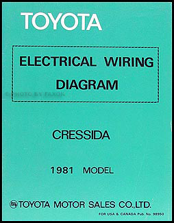 19791983 Toyota 5M and 5M E Engine Repair Shop    Manual