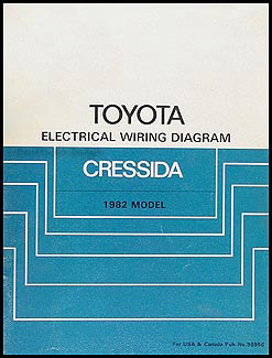 1982 Toyota Cressida Electrical Wiring Repair Shop Manual Original on 1972 volkswagen super beetle wiring diagram, 1969 chevrolet wiring diagram, 1982 toyota engine, 1982 toyota tires, 1982 toyota brochure, 1982 toyota parts, 1982 toyota horn, 1982 toyota accessories, 1982 toyota radio, 1982 toyota carburetor, 1982 toyota power steering, 1982 toyota frame, 1984 chevrolet wiring diagram,